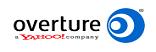 شرکت Overture اکنون بخشی از سرویس بازاریابی جستجوی آنلاین یاهو است.