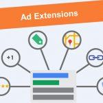 تنظیمات کمپین تبلیغاتی گوگل ادوردز: ملحقات آگهی