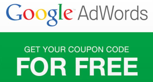 کوپنهای تبلیغات گوگل تبلیغ رایگان در گوگل