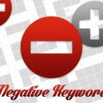 کلیدواژه های منفی و انطباق منفی در تبلیغات از طریق گوگل ادوردز