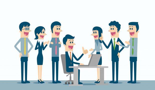 افزایش آگاهی از برند به کمک تیم متخصص