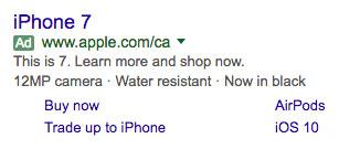 تطابق آگهی تبلیغات در گوگل با صفحه فرود