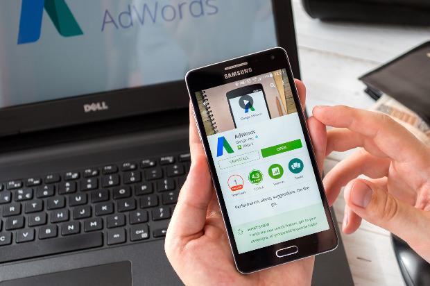 آگهی موبایلی در گوگل ادوردز