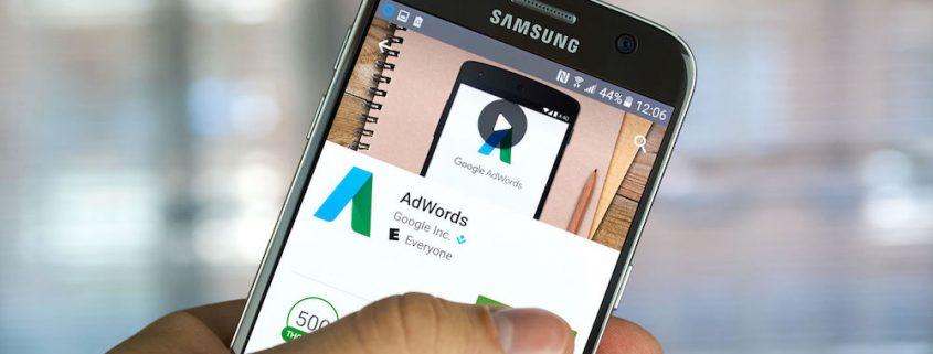 حساب گوگل ادوردز (google adwords) ابزارهای جدید گوگل برای بهبود حساب گوگل ادوردز