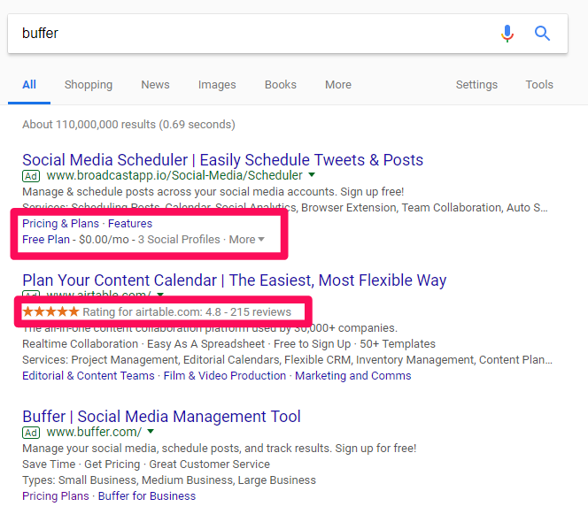 استفاده بهتر از افزونههای تبلیغاتی گوگل