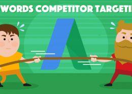 تبلیغات در گوگل با استراتژی هدفگذاری رقبا