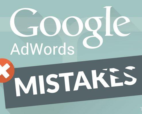 google adwords دوازده اشتباه در تبلیغات گوگل ادوردز