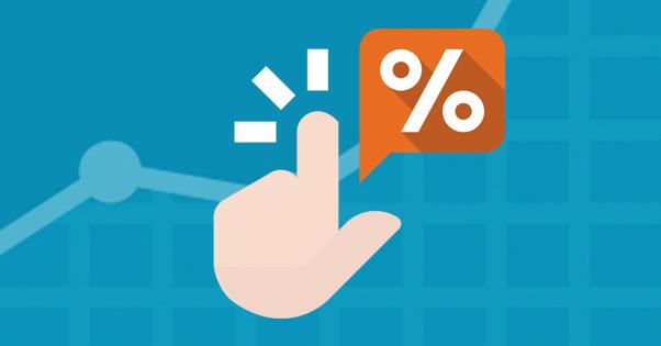 نرخ کلیک تبلیغات گوگل